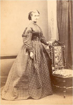 Ellen Ann Thornton, née Jones (1846-1881)